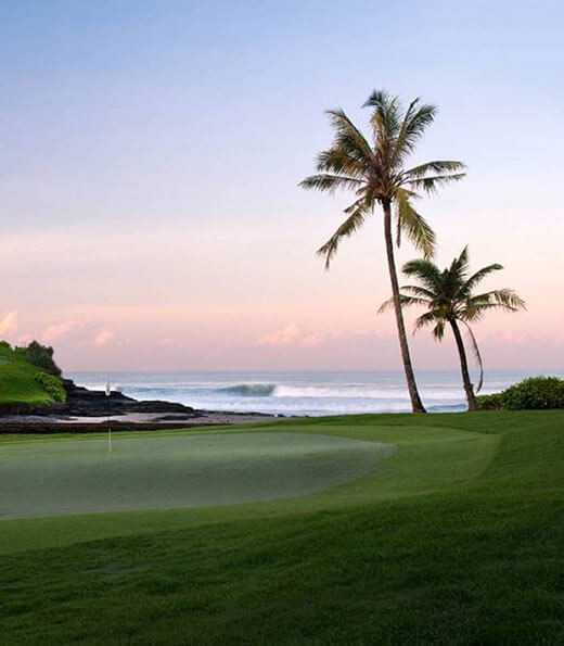 Bali Coastline Golf Course