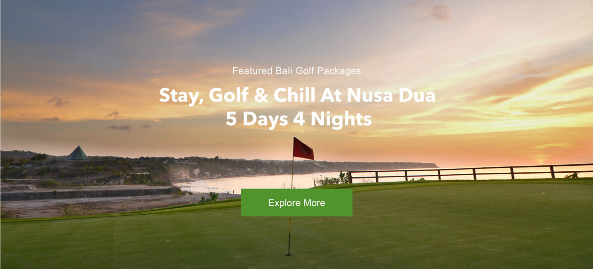 Stay,Golf,Fun at Nusa Dua Package