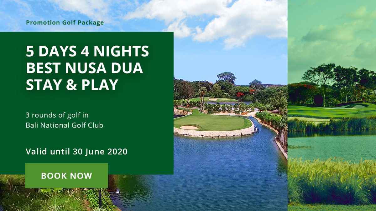 5D4N Best Nusa Dua Stay & Play